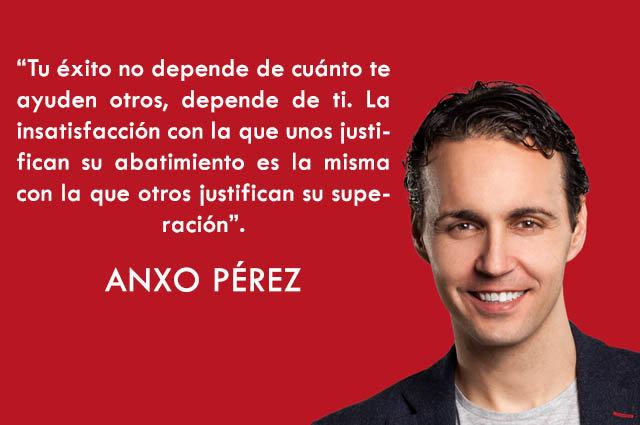 Anxo Pérez: