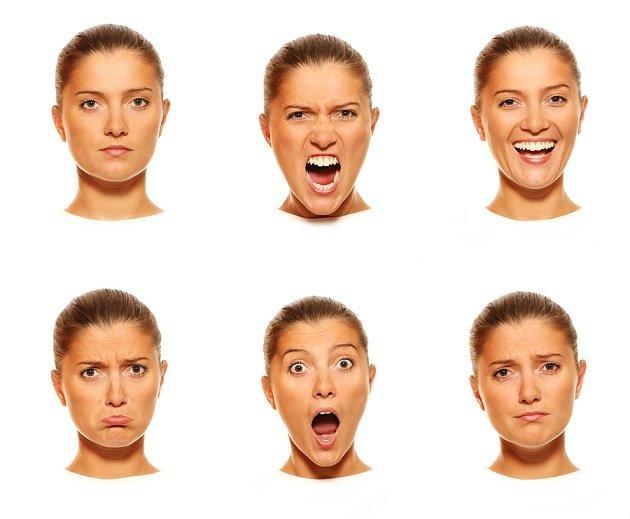 Los 6 Tipos de Emociones Básicas