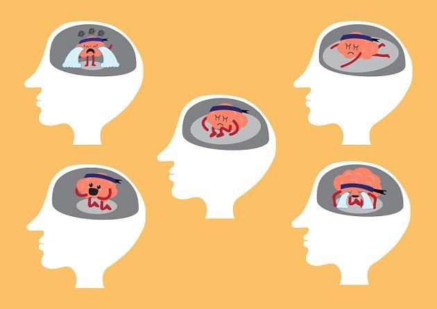 Los 4 Tipos de Depresión y sus Síntomas